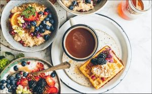 Breakfast widescreen