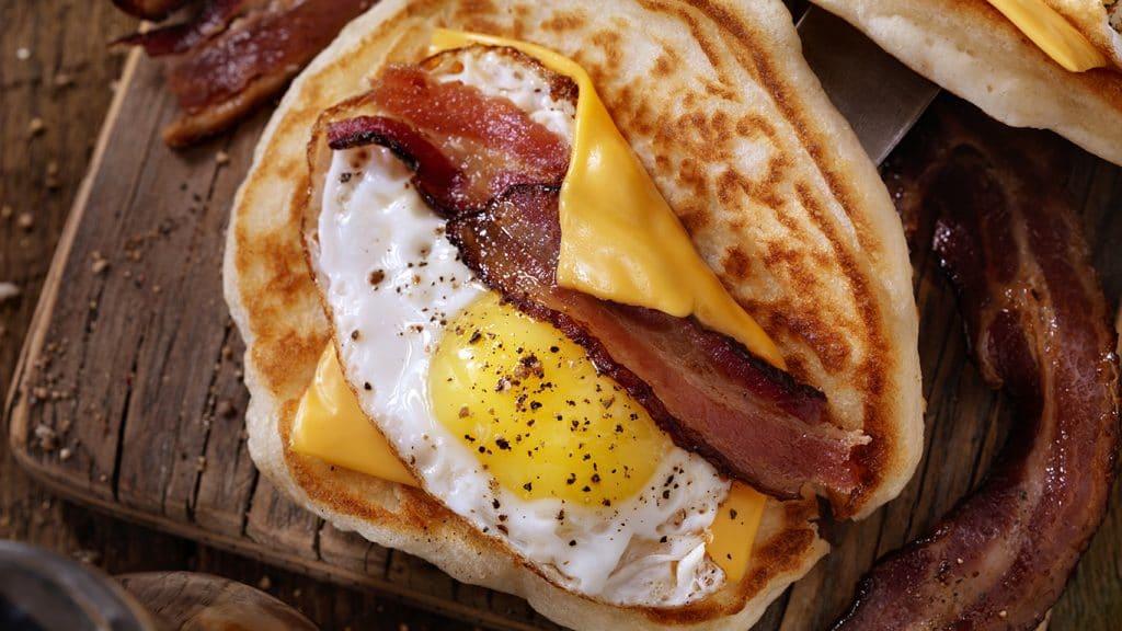healthy fast food breakfasr